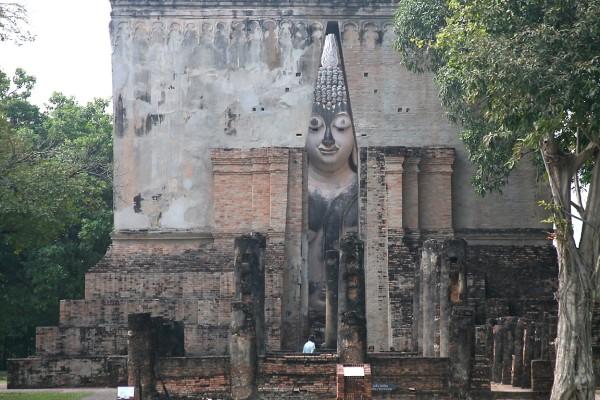 Wat Si Chum, Sokhuthai, Bangkok, Vietnam holidays, Vietnam tours, adventure