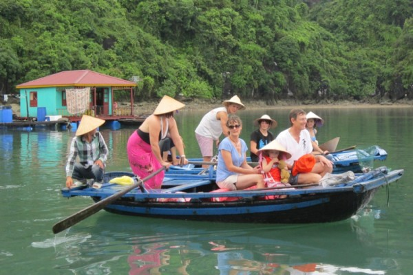 Ba Hang Fishing Village, Halong Bay Cruise, Vietnam Tours