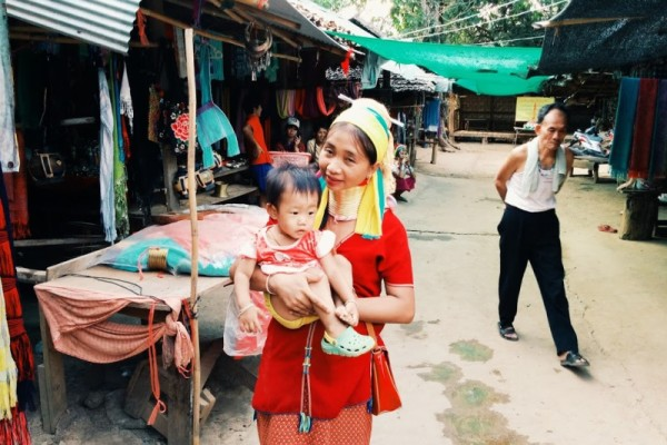 Baan Nai Soi, Mae Hong Son, Thailand