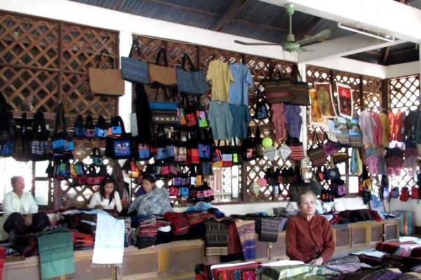 Ban Phanom Village, Luang Prabang, Laos