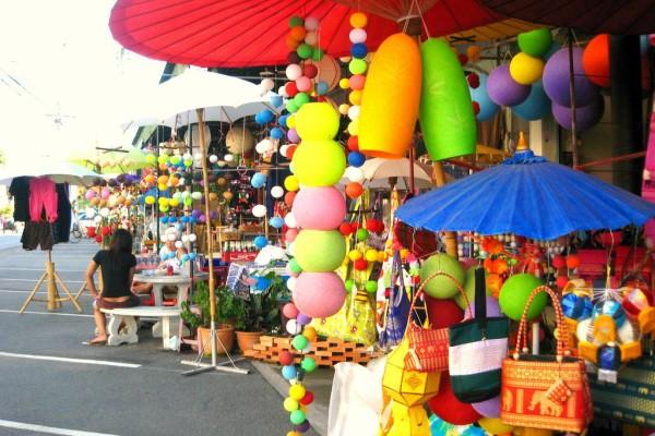 Bo Sang Handicraft , Chiang Mai, Thailand