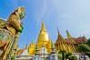 Chedis of the Kings, Bangkok, Thailand