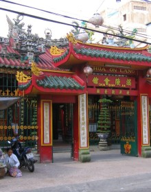 Chinese town, Ho Chi Minh City, Saigon