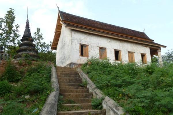 Chomphet Temple, Luang Prabang, Laos