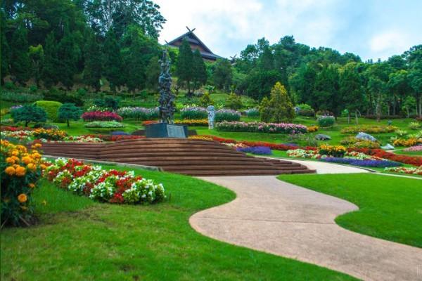 Doi Tung, Chiang Rai, Thailand