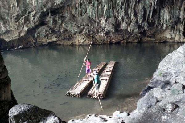 Fish Cave, Mae Hong Son, Thailand