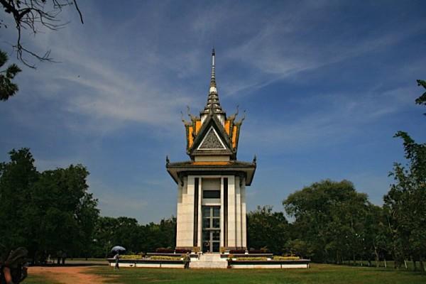 Choeung Ek Memorial, Phnom Penh, Siem Reap