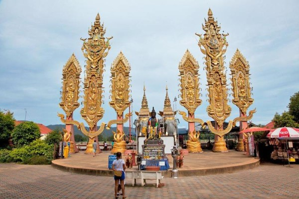 Golden Triangle, Chiang Rai, Thailand