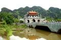 Hoa Lu Ancient Capital, Ninh Binh, Vietnam