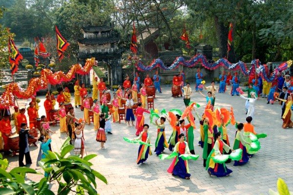 Hoa Lu Ancient Capital Festival