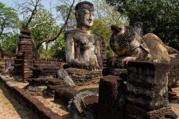 Khamphaengphet Historical Park, Sokhuthai, Thailand