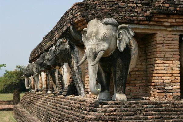 Khamphaengphet Historical Park, Sokhuthai, Bangkok