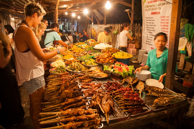 For a fun festival with a difference, and one that is unique to Thailand, why not visit the ancient town of Lopburi in November when it holds the annual Monkey Buffet Festival?