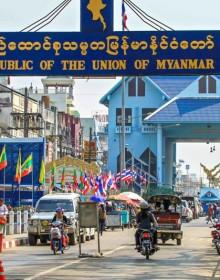 Mae Sai Market, Chiang Rai, Thailand