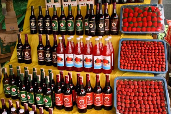 Mae Sai Border Market, Thailand