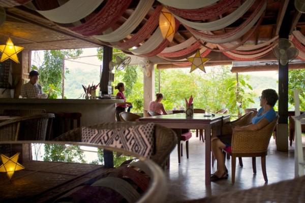 Ock Pop Tok laos, how travel to laos