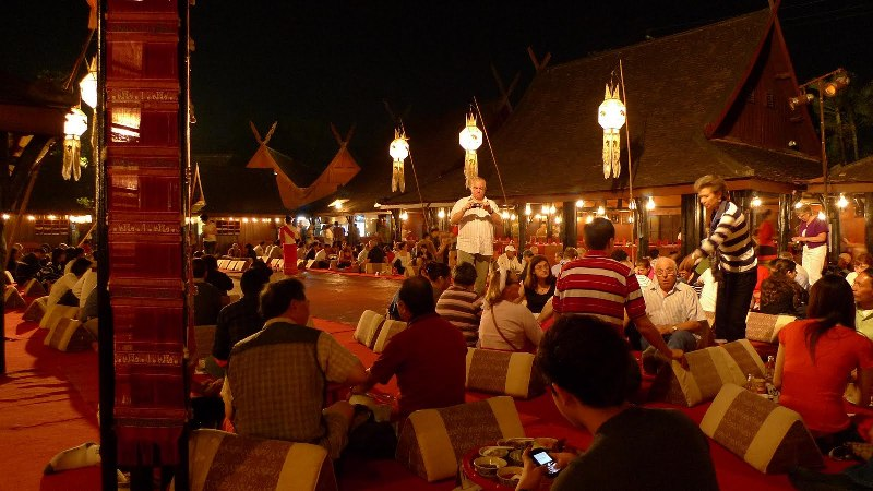 Old Chiang Mai Khantoke Dinner, Travel Guide, Tour