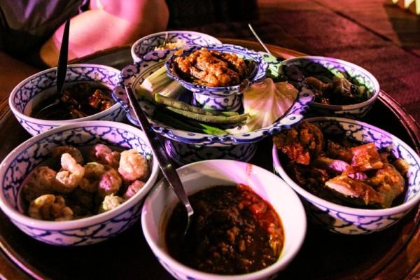 Old Chiang Mai Khantoke Dinner, Chiang Mai, Thailand
