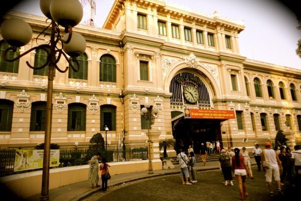 Old Saigon Post Office, Ho Chi Minh City, Saigon