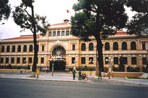 Old Saigon Post Office, Ho Chi Minh City