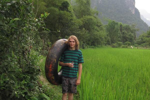 laos travel, travel Organic Farm laos, laos tour