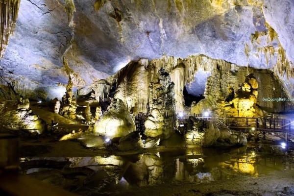 Paradise Caves, Phong Nha Caves, Quang Binh