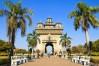 Patuxay Monument, Vientiane, Laos