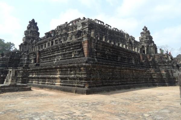 Phimeanakas Temple, Siem Reap, Angkor Thom