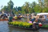 Phong Dien Floating Market, Can Tho, Vietnam Cruise