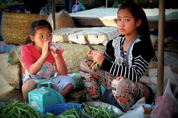 Phousi Marke, Luang Prabang, Laos