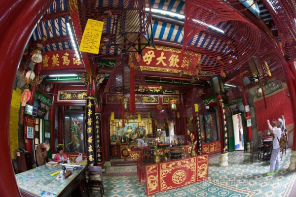 Phuc Kien Assembly Hall is one of the most popular tourist sites in Hoi An.
