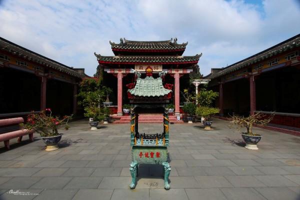 Phuc Kien Hall, Hoi An, Quang Nam