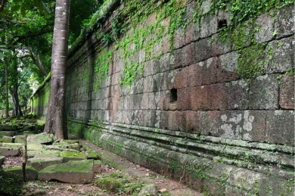 Royal enclosure Temple, Cambodia, Siem Reap