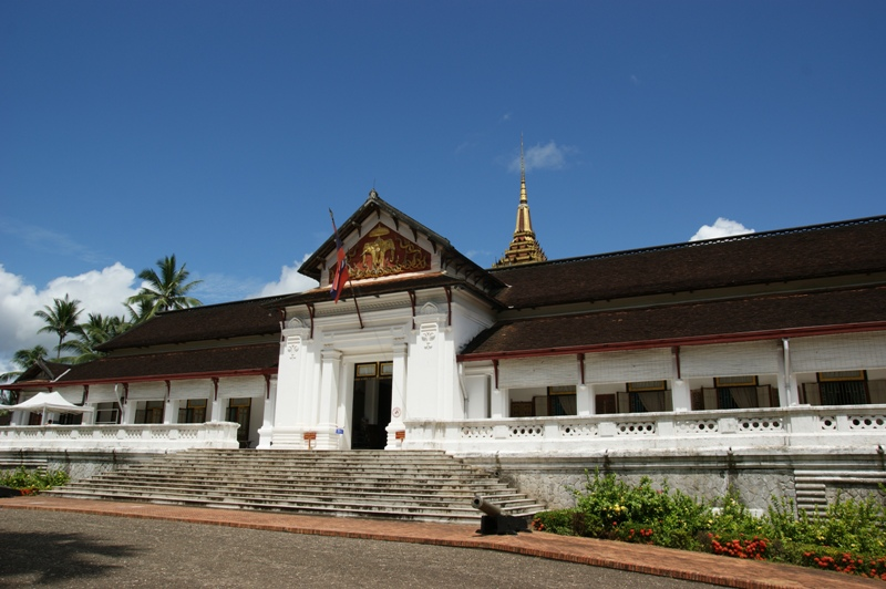 Royal Palace Museum Travel Guide, All Tours Luang Prabang