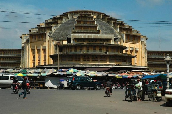 Phnom Penh City Tour Full Day