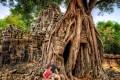 Tam Som Temple, Cambodia