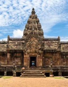 Sri Satchanalai Historical Park, Sukhothai, Thailand