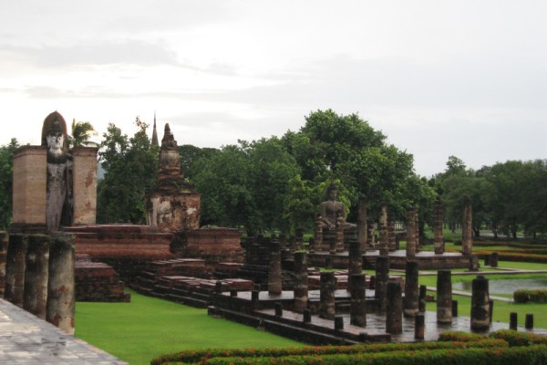 Sukhothai Historical Park, Tour, Travel Guide, Holiday
