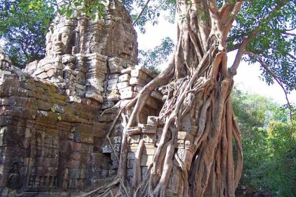 Ta Som Temple, Siem Reap, Cambodia
