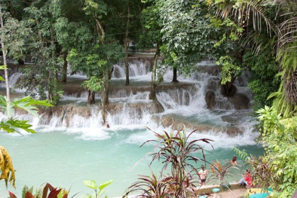 Luang Prabang Kayaking & Elephant Ride