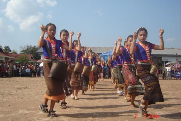 tour to laos, laos tour, famous festival in laos