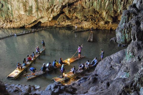 Tam Lod Cave, Thailand, Bangkok