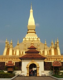 That Luang Stupa 1