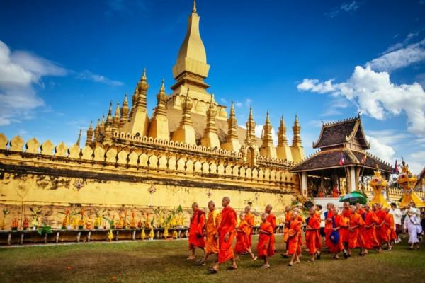 Vientiane A Day Trip