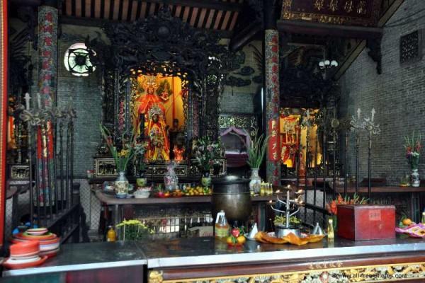 Thien Hau Pagoda, Ho Chi Minh City