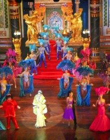 Tiffany show, Pattaya, Thailand