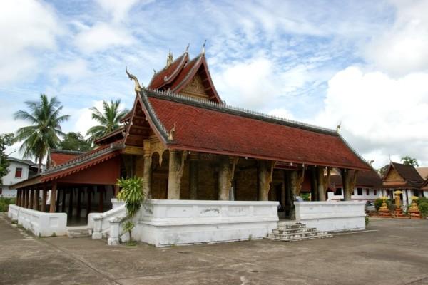 Wat Aham, Luang Prabang, Laos