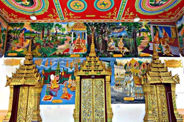 Wat Inpeng, Vientiane, Laos