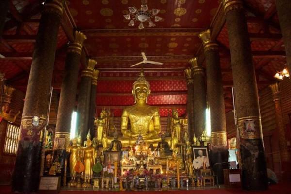 Wat Mai Temple, Luang Prabang, Laos