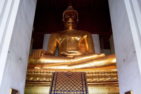 Wat Mongkol Borpith, Aythaya, Thailand